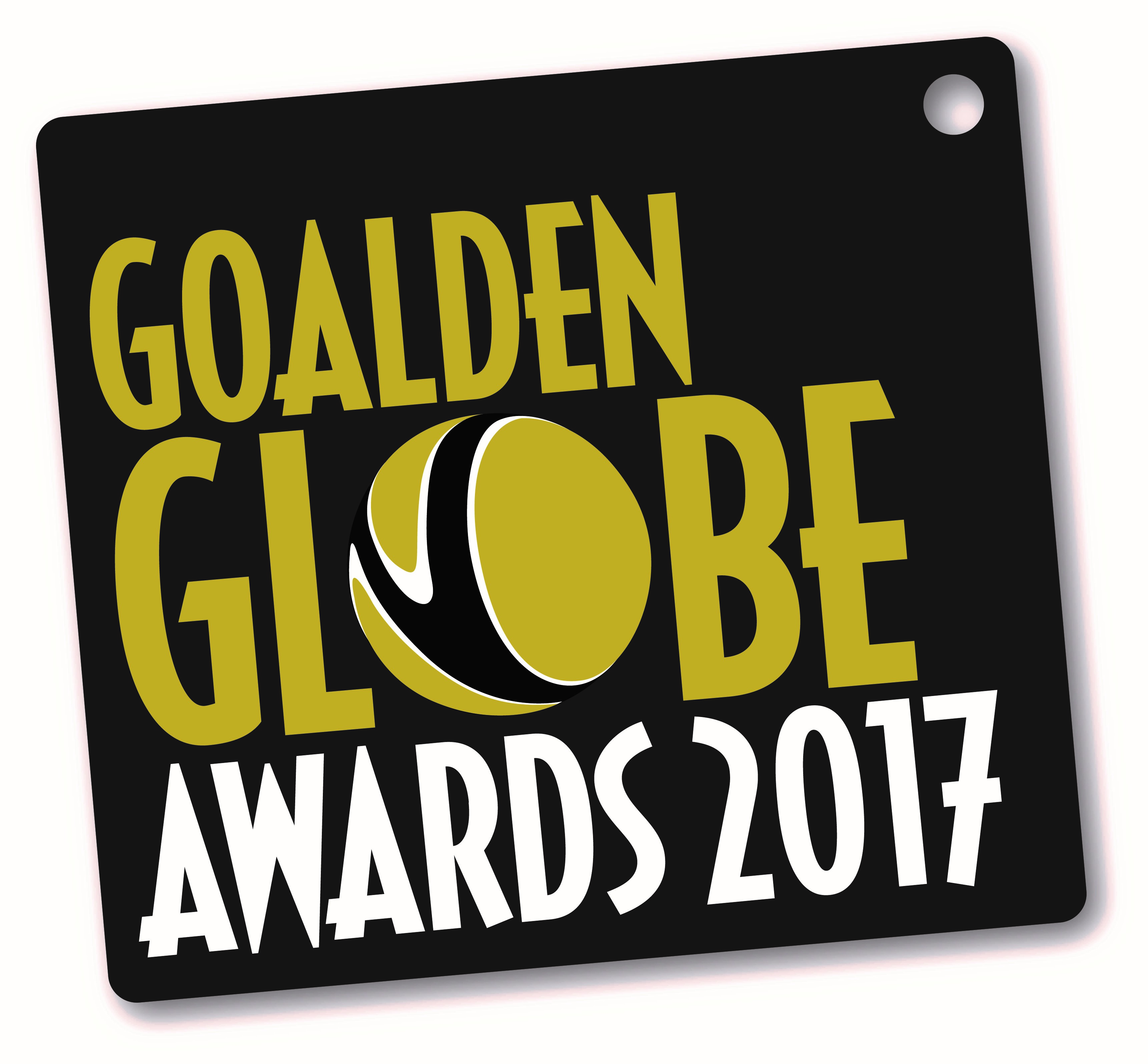 Goalden Globe Awards Nominations 2017 Now Open!