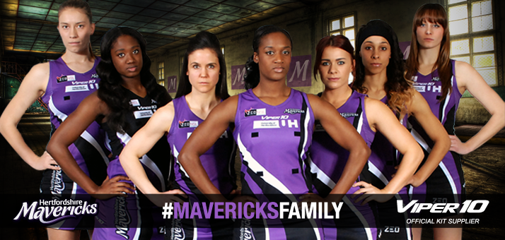 Mavericks Growing & Developing Netball